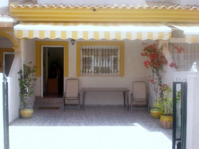 Photo for Air conditioned 3 bedroom townhouse, close to beach and all amenities