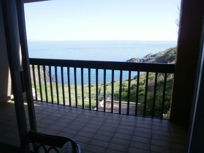 Photo for APARTMENT T3 IN DUPLEX FOR 6 PEOPLE WITH SEA VIEW