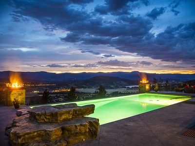 Photo for Kelowna Private Estate on 10 acres