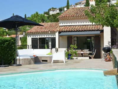 Photo for Enticing Villa in Roquebrune-sur-Argens With Private Pool