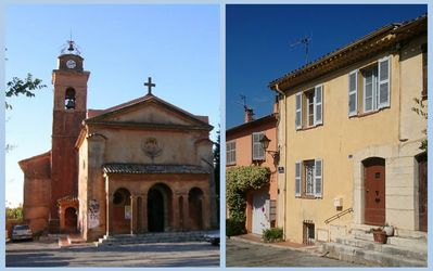 Photo for Charming Apartment in the village of Magagnosc