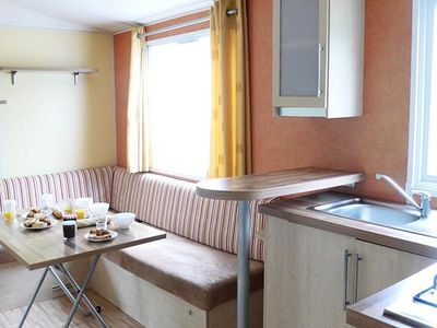 Photo for Camping Le Saint-Hubert **** - Mobil Home 3 Rooms 4 People