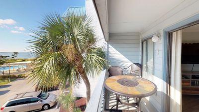 Photo for Savannah Beach And Racquet Club - Unit A209 - Water View - Pool - Free WiFi