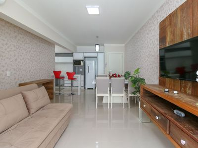 Photo for Rent Apartment 2 bedrooms and 1 suite Bombas / SC 201A