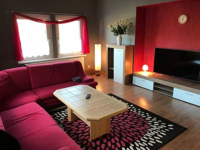 Photo for Centrally located for Harz visitors, fair guests, fitters, Alfeld (5min), Leineberg