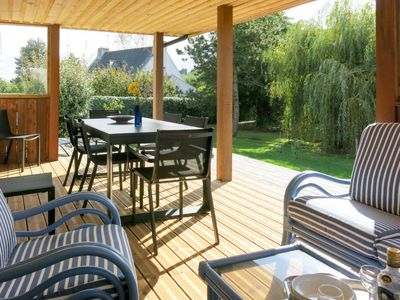 Photo for Vacation home Les Mouettes (RHU363) in Sarzeau - 8 persons, 4 bedrooms