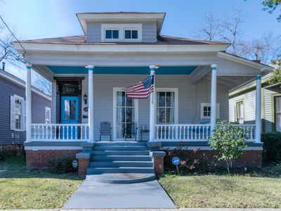 Photo for ⭐️Historic and Luxurious home Downtown -15 min to Benning- Walk to river✨