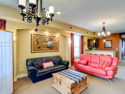Photo for Fully Furnished Executive Apartment in Downtown Colorado Springs.  Mountain View-6 month minimum ren