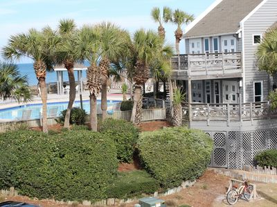 Photo for April Specials! 2 BR/2BA TOWNHOME, GULFVIEW, SPACIOUS MASTER, DOG FRIENDLY
