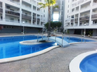 Photo for 151 - ROYAL. One bedroom apartment in the tourist center of Salou.