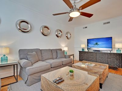 Photo for The Gimlet - 4 bed/4.5 bath condo - Incredible location steps from Cannon Green!