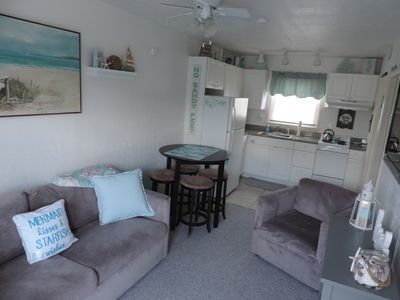 Bare Feet Retreat at Ocean Breeze Condominiums (Beach Block)