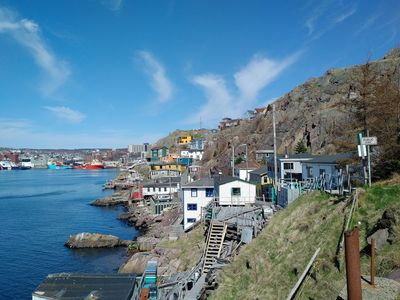 Photo for LUXURY WATERFRONT HOME in the amazing Outer Battery/foot of Signal Hill