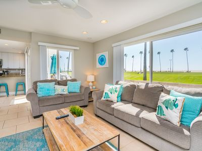Photo for BEACHFRONT RENTAL RECENTLY REMODELED - Patio With Ocean Views