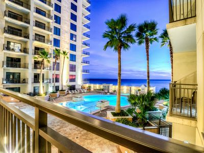 Photo for PARKING FEE INCLUDED Origin 516!Gorgeous Condo! Pool,Fitness! Ocean View