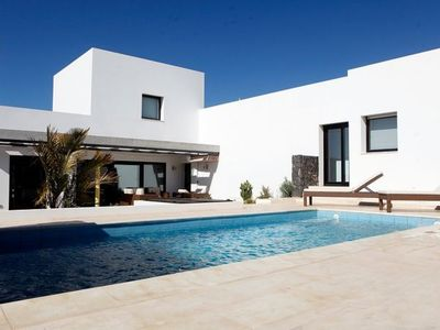 Photo for Holiday house La Oliva for 1 - 9 persons with 5 bedrooms - Holiday house