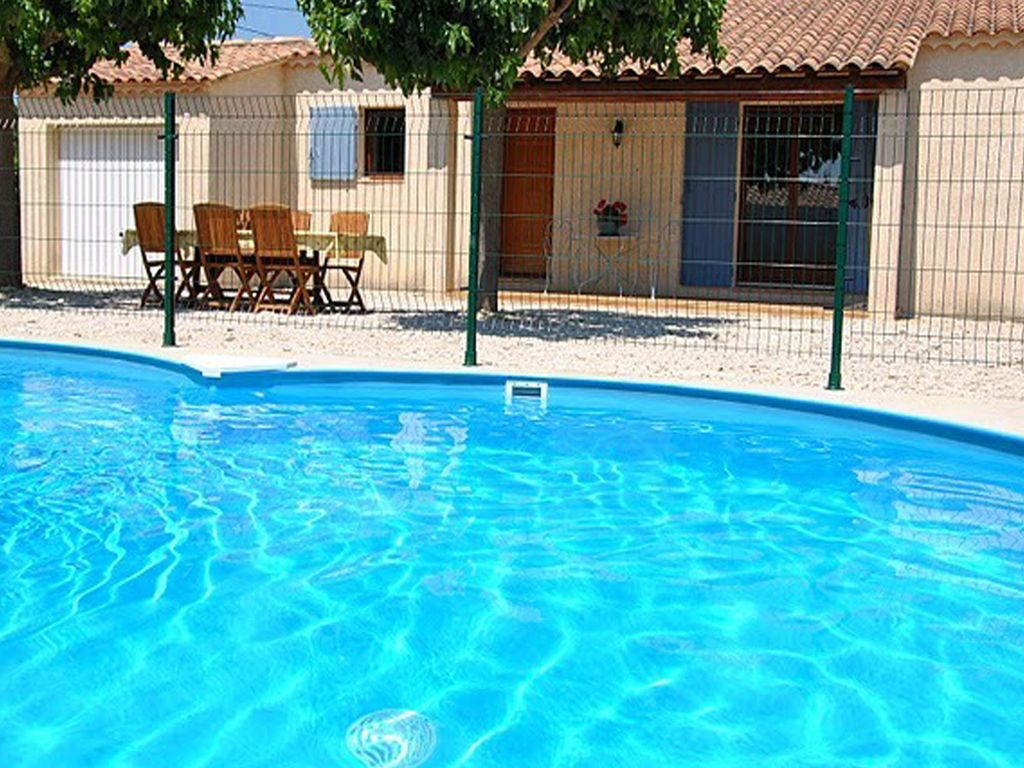 Belle maison individuelle avec piscine priv e 2 5 km de for Cash piscine carpentras