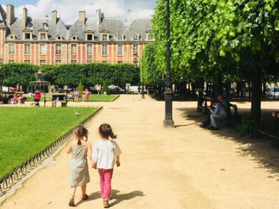 Photo for A FRENCH CHATEAU IN MARAIS-RUE TURENNE