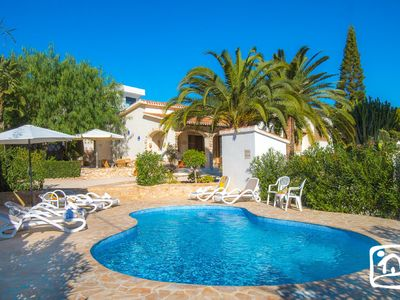Photo for Saona Villas: Beautiful and comfortable villa for rent in Moraira with private pool