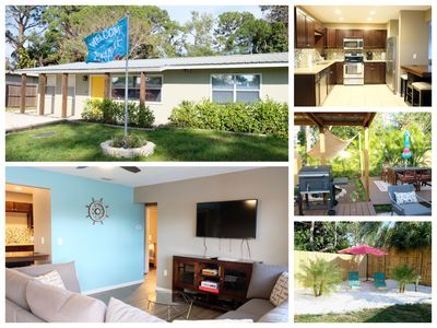 Photo for Beach house - luxury 4 beds, 7mins to Siesta Key