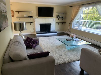 Photo for Private Port Moody 2bedroom Home! Walking distance to Skytrain.