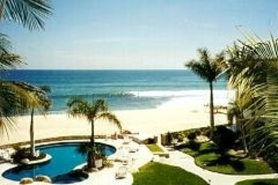 Photo for BEACH FRONT CONDO PLAYA COSTA AZUL