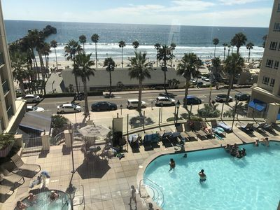 Photo for Beautiful downtown Oceanside Seaside Resort : 15TH - 20TH Dec. 2019