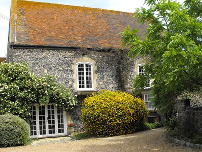 Photo for The Chapel.  A large grade 2 listed property, perfect for families and groups.
