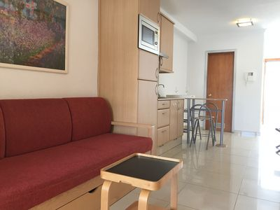 Photo for Studio apartment in Maspalomas, 5 minutes from Playa del Inglés