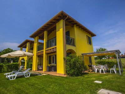 Photo for Holiday house Moniga del Garda for 1 - 6 persons - Holiday home