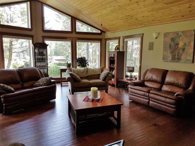 Photo for Beautiful 4 Bedroom Home, 2 minute to Columbia Lake /Sledding/Hot Springs/Skiing