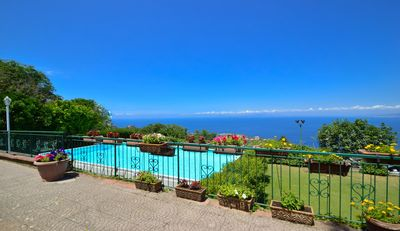 Photo for Wonderful VILLA LUISA in the hills of Sorrento with pool and swimming pool