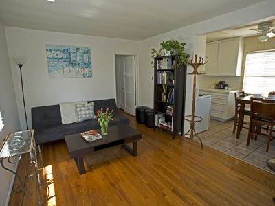 Photo for Private Cottage in Pacific Beach W/ Garage