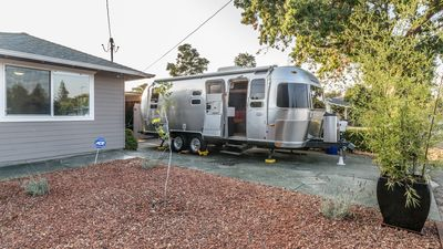 Photo for AWESOME WORKER HUB WITH ALL AMENITIES (AIRSTREAM)