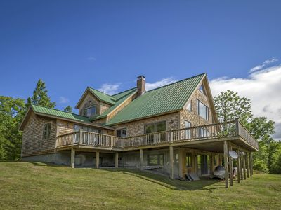 Photo for Round Mountain Lodge | Huge Great Room | Sleeps 16