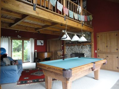 Photo for 6 Bed House In The White Mountains/lakes, Nh With Beautiful Views/ Hot Tub