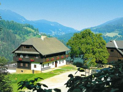 Photo for Apartments Grafhube, Afritz-Verditz  in Millstätter See - 6 persons, 2 bedrooms