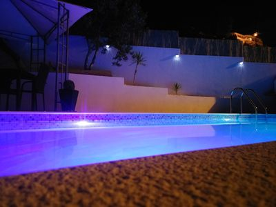 Multi colors pool LED lights