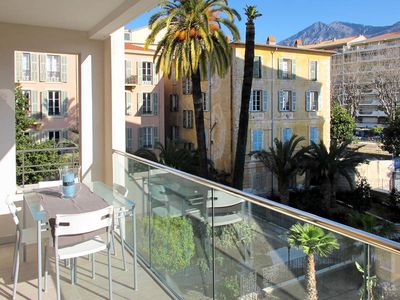 Photo for Apartment Résidence West Bay  in Menton, Côte d'Azur - 4 persons, 1 bedroom