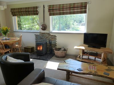 Photo for West Highlands - walks, beaches, pubs, great local food! pets welcome, real fire