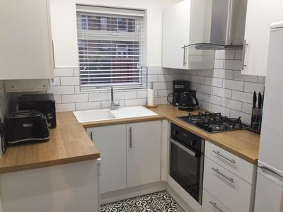 Photo for Cosy Victorian House between Man airport and Central Manchester