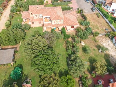 Photo for With large garden and in a quiet location - Villetta Olivastro