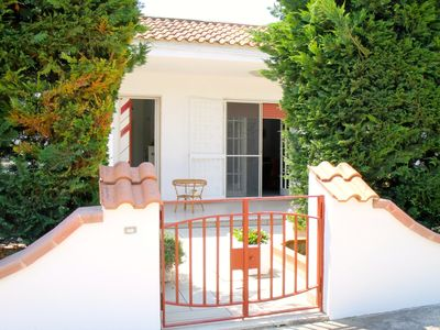 Photo for Villa 300 meters from the beach with private driveway and all comforts