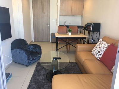 Photo for 1 Bedroom UNIXX South Pattaya Bay view
