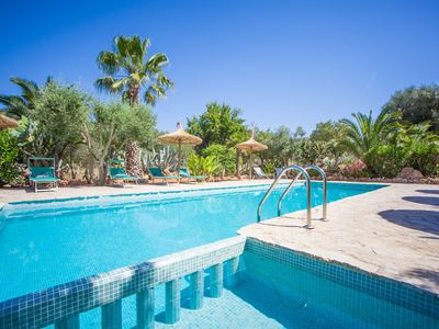 Photo for CAN PINA (ECO REDONDA 2) - Apartment with shared pool in Costitx.