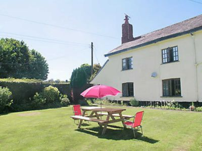 Photo for 3 bedroom accommodation in West Anstey