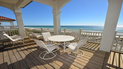 Photo for SGI Huge Luxury Beachfront Home - 20% spring discount - 1 summer week remains