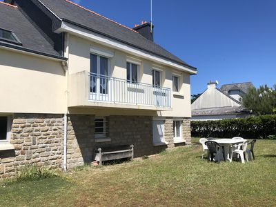 Photo for House 6 persons - 200 m from the beach - LE POULDU -CLOHARS-CARNOËT