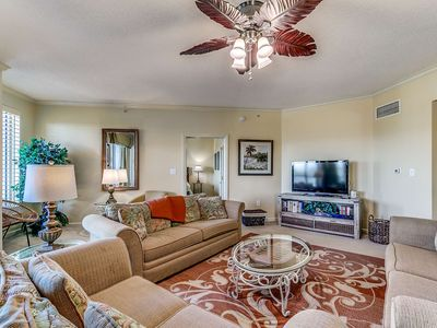 Photo for Summer Special Rates! Spacious 2nd Floor Condo in the Margate Tower at Kingston Plantation