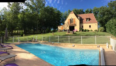 Photo for New House any comfort with Private Pool and Internet 20 KM Sarlat